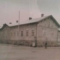 Åbo Handelsinstitut, Åbo