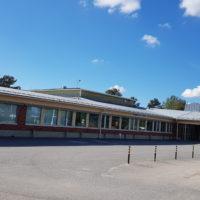 Övermalax skola, Malax