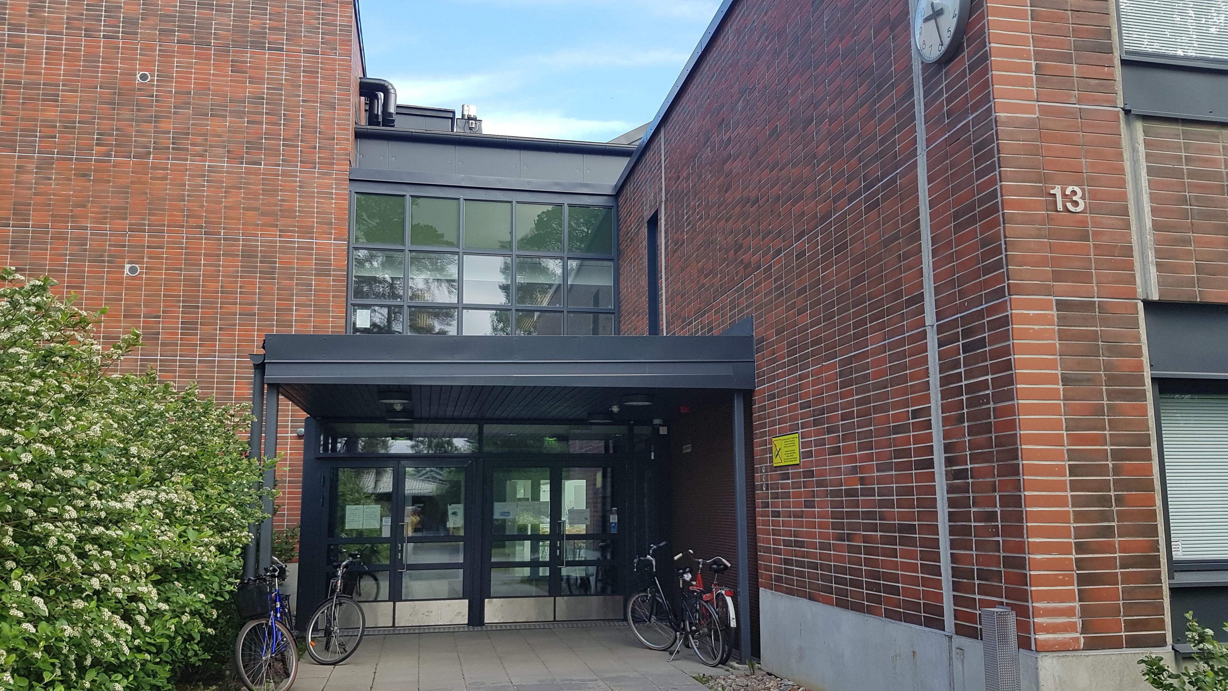 Borgaregatans skola, Vasa