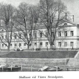 Heurlinska skolan, Åbo