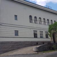 Kristinestads gymnasium, Kristinestad