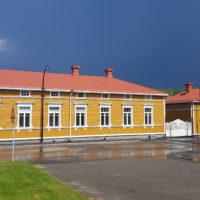 Kristinestads skola, Kristinestad