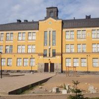 Lagmans skola, Jakobstad
