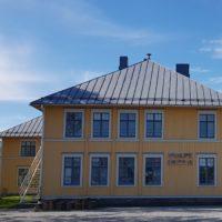 Molpe skola, Korsholm