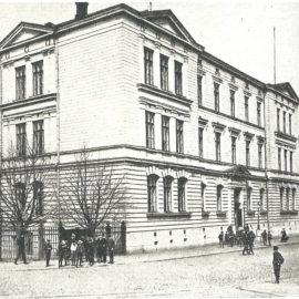 Svenska normallyceum på Unionsgatan, Helsingfors