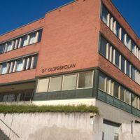 St Olofskolan, Åbo