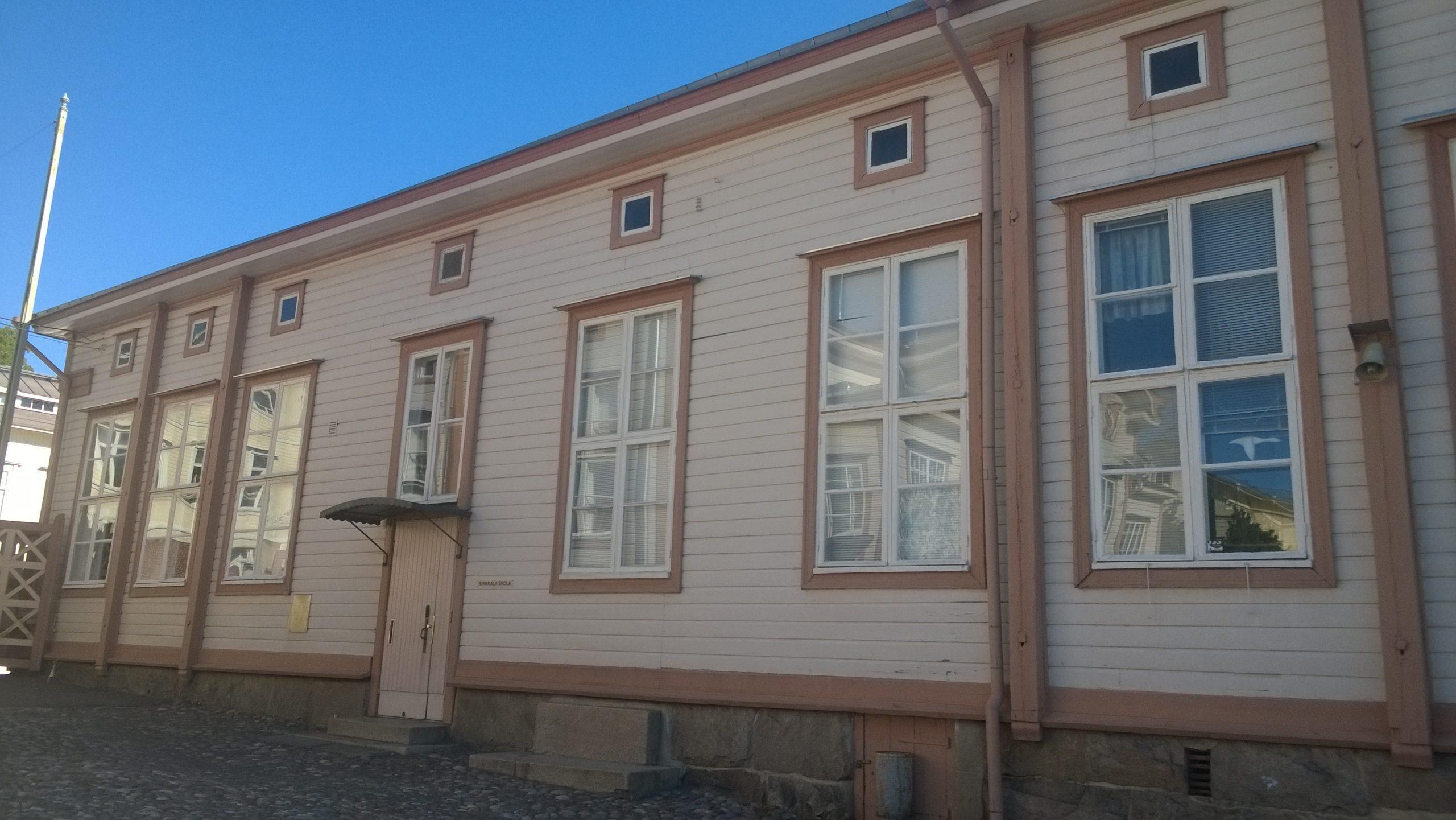 Sirkkala skola, Åbo
