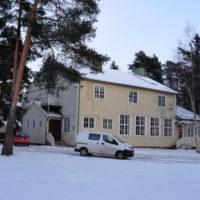 Sockenbacka skola, Helsingfors