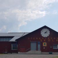 Stenbackens skola, Närpes