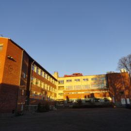 Strömborgska skolan, Borgå