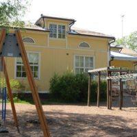Tessjö skola, Lovisa