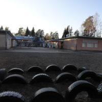 Vårberga skola, Borgå