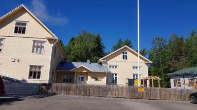 Vallgrunds skola, Korsholm