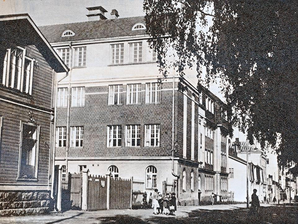 Vasa svenska folkskola