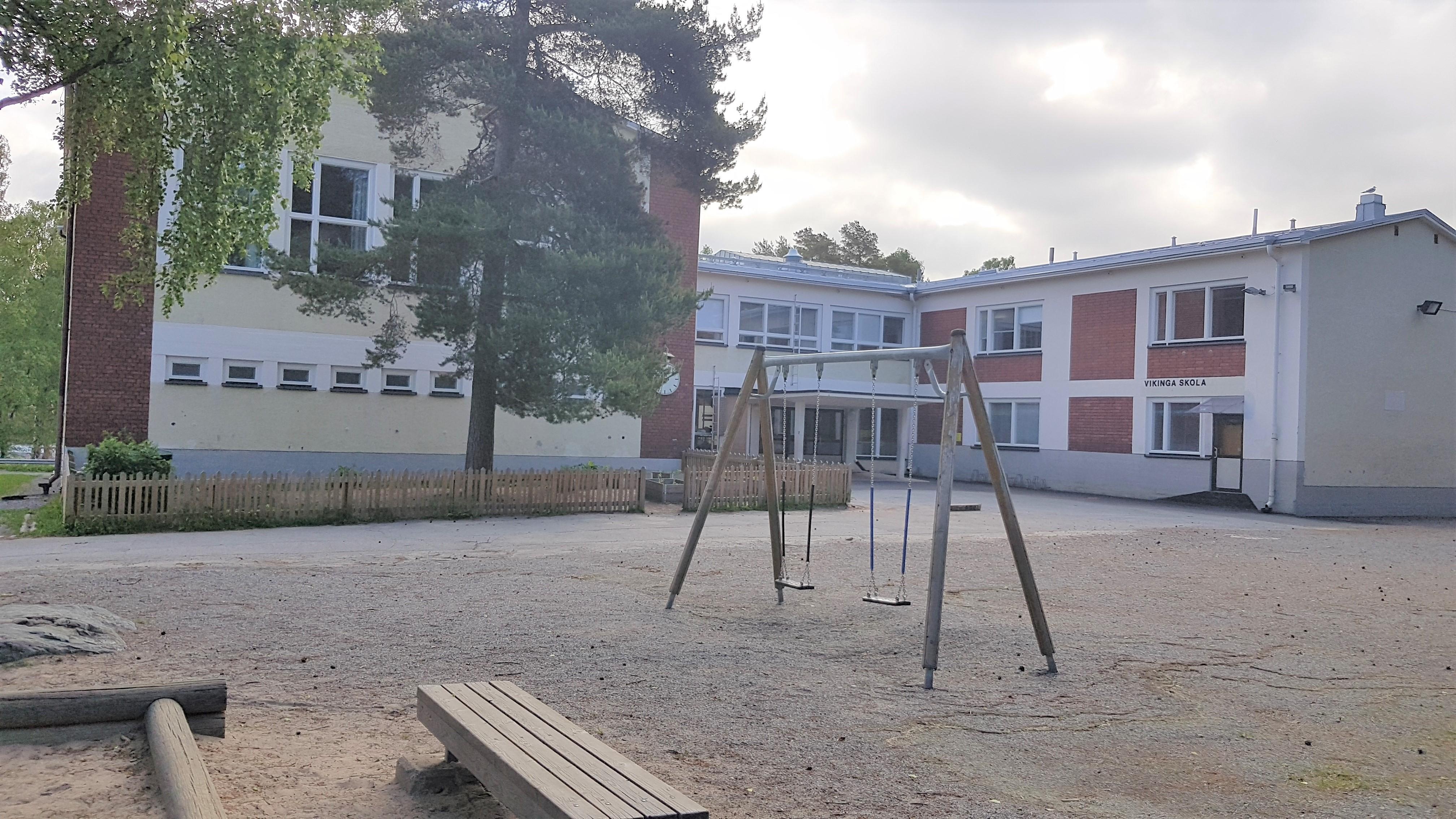 Vikinga skola, Vasa