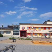 Zachariasskolan, Nykarleby