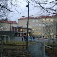 Åshöjdens grundskola, Helsingfors