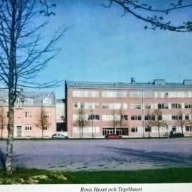 Björneborgs svenska samskola, Björneborg