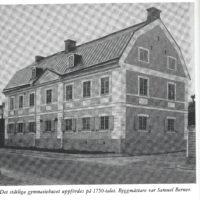 Borgå gymnasium 1, Borgå