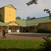 Kårböle skola, Helsingfors
