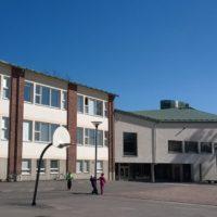 Karamalmens skola, Esbo