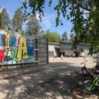 Kirjala skola, Pargas