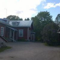 Lagstad folkskola, Esbo