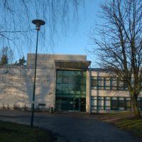 Mattlidens gymnasium, Esbo