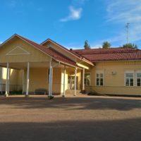 Pyttis svenska skola, Pyttis
