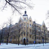 Svenska samskolan i Tammerfors, Tammerfors