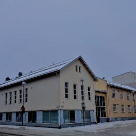 Svenska privatskolan i Uleåborg, Uleåborg