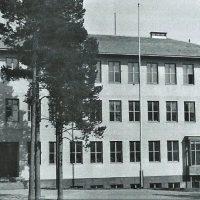 Virkby samskola, Lojo
