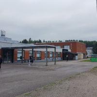 Kyrkslätt gymnasium, Kyrkslätt
