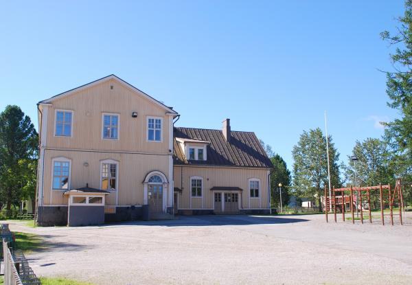 Vestersundsby skola
