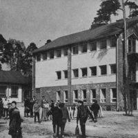 Munksnäs svenska samskola, Helsingfors