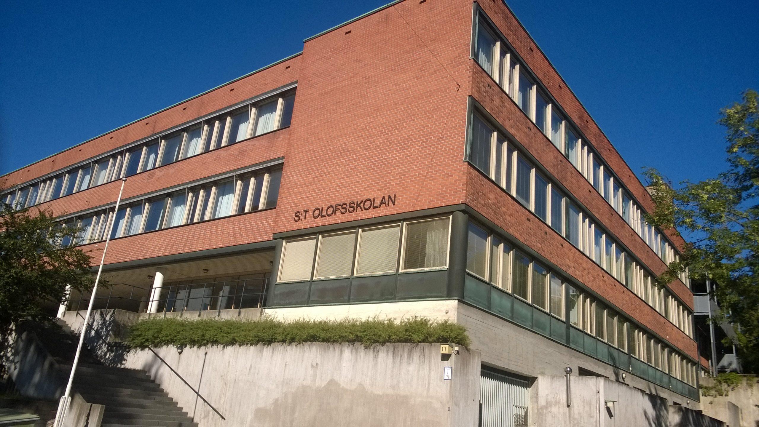 St. Olofsskolan, Åbo