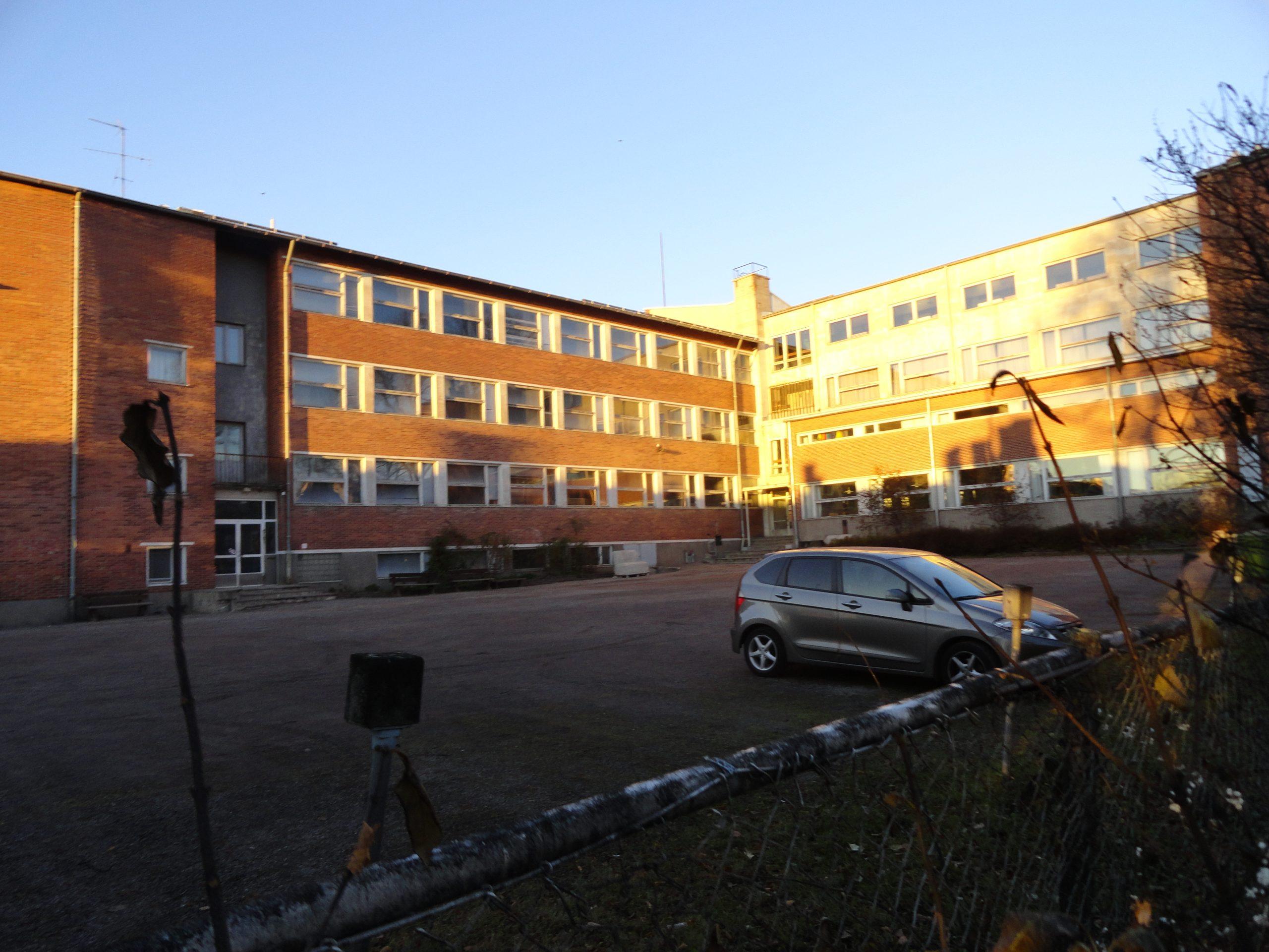 Strömborgska skolan