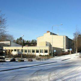 Åggelby svenska samskola, Helsingfors