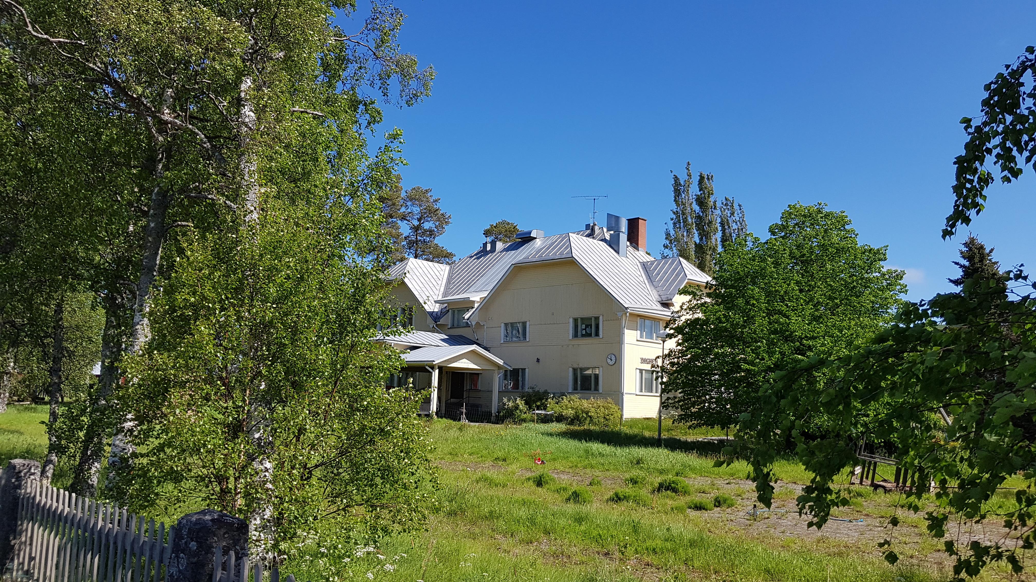 Bjköby skola, Korsholm