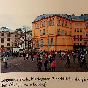 Cygnaeus skola Ikonen