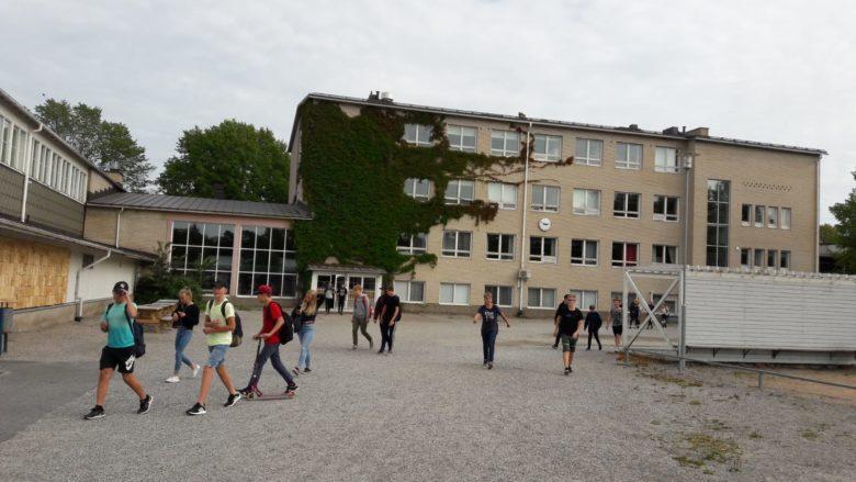 Sarlinska skolan pargas