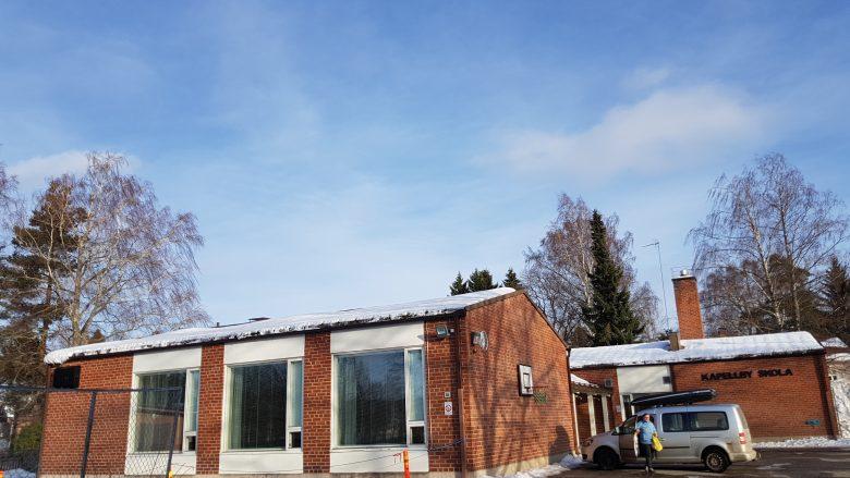 Kapellby skola