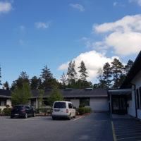 Korsholms gymnasium, Korsholm