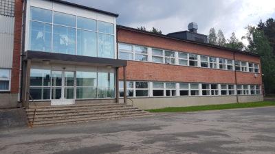 Närpes gymnasium