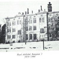 [:sv]Svenska normallyceum på Bangatan,  Helsingfors[:]