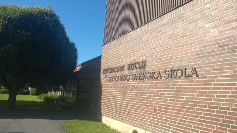St Karins svenska skola