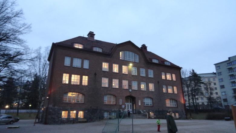 Topeliusskolan