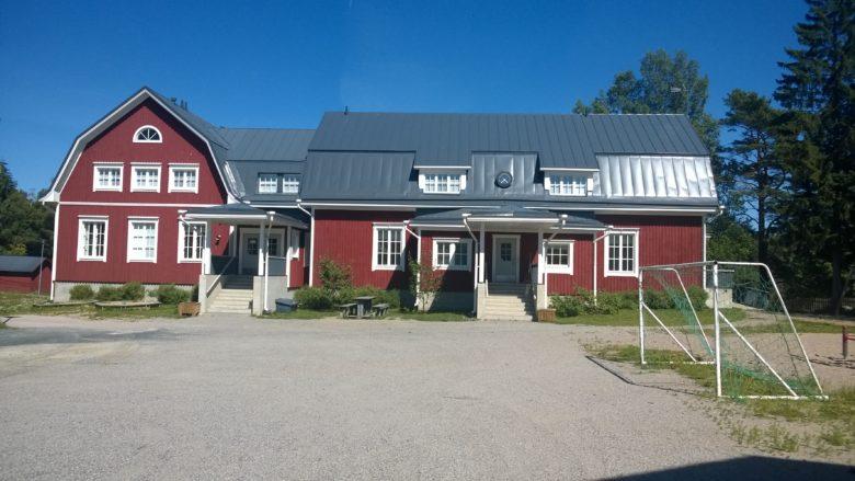 Västanfjärds skola, Kimito