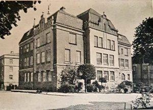 Åbo handelsinstitut 1936
