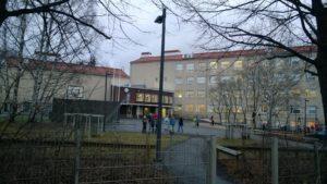 Åshöjdens skola